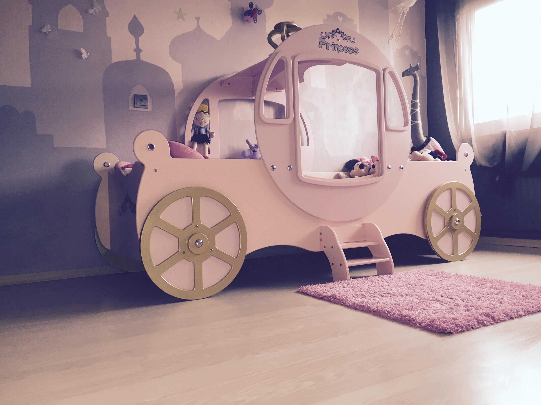 Une chambre de princesse rebelle – LittleMeline